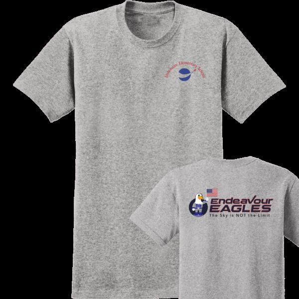 Endeavor T-Shirt 2020 – ADULT