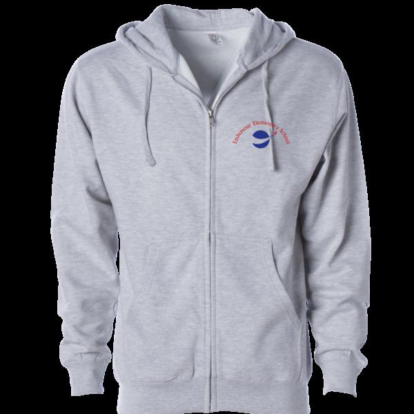 Endeavor FULL ZIP Hooded Sweatshirt – YOUTH