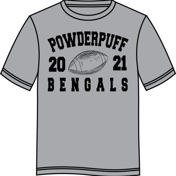 BHS Powderpuff T-Shirts 2021